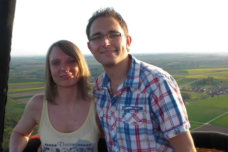 Honeymoon-Ballooning